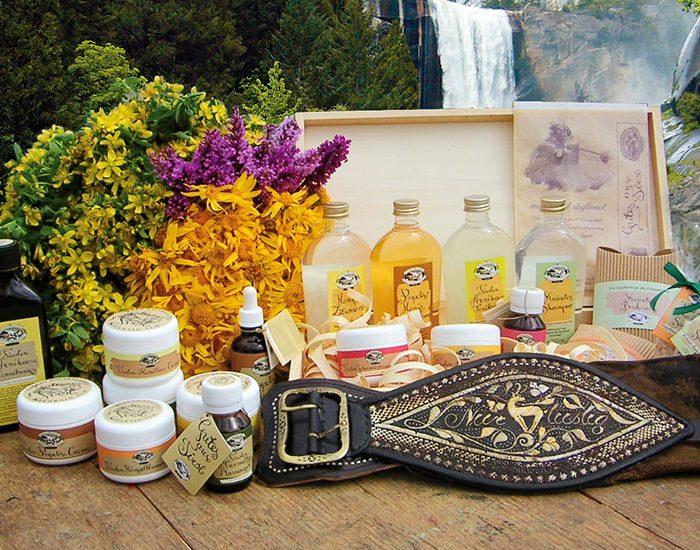 Gutes aus Tirol Naturprodukte
