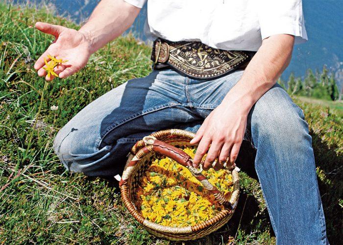 Naturprodukte von Gutes aus Tirol