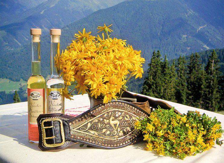 Schnaps aus Tirol